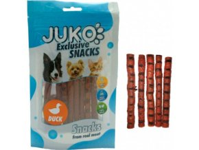 juko excl smarty snack bbq duck stick 250g