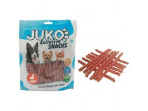 juko excl smarty snack ducksweet potato stick 250g