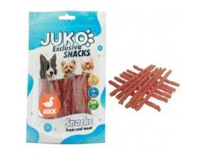juko excl smarty snack ducksweet potato stick 70g