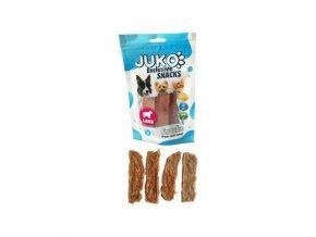 juko excl smarty snack lamb jerky 70g