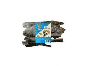 NATURECA losos koža sušená 25-30cm 150g