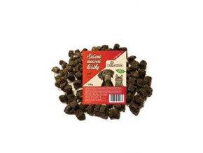 NATURECA mäsové kocky jahňacie, 100% mäso 150g