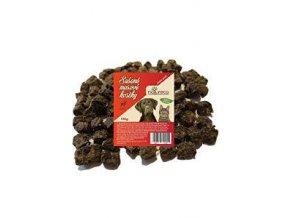 NATURECA mäsové kocky z jeleňa, 100% mäso 150g