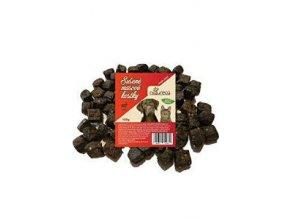 NATURECA mäsové kocky zo zajaca, 100% mäso 150g