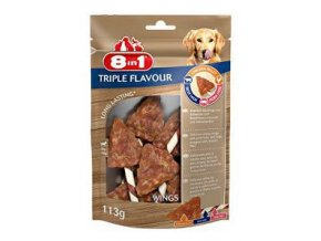 Pochúťka 8in1 Triple Flavour wings (6ks)