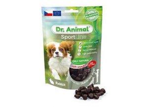 Dr. Animal Sportline králik 100g
