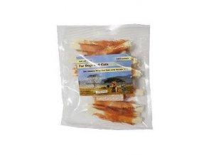 Tresčie plátky s kuracím mäsom mäkké 250g