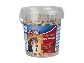 Trixie Soft Snack Happy Hearts srdiečka jahňacie 500g