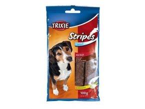 Trixie STRIPES light hovädzie 10ks 100g