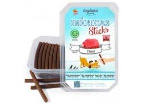 Ibéricas Sticks Beef 900g 75ks