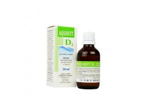 Aquavit D3 sol  50ml