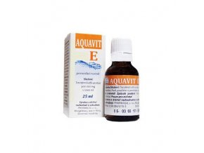 Aquavit E sol 25ml