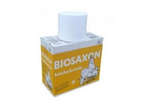 Biosaxon soľný liz pre dobytok, kone a zver 4x5kg