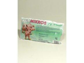 Mikros PV pre ošípané a prasiatka 1kg