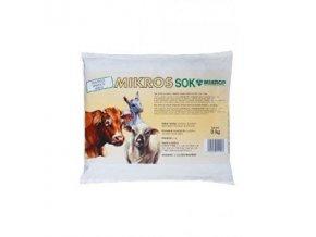 Mikros SOK pre hovädzí dobytok, ovce a kozy 3kg
