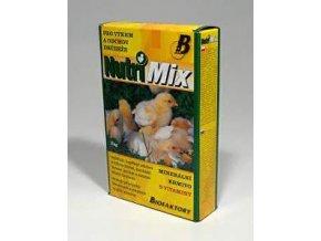 Nutri Mix pre hydinu výkrm a odchov plv 1kg