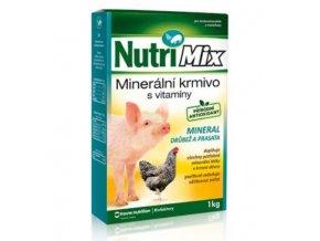 Nutri Mix pre ošípané a hydinu Mineral 1kg