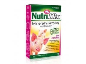Nutri Mix pre ošípané a prasiatka plv 1kg