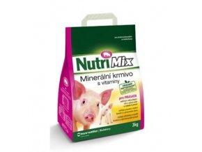 Nutri Mix pre ošípané a prasiatka plv 3kg