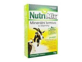 Nutrimix pre kozy plv 1kg