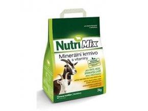Nutrimix pre kozy plv 3kg