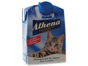 Mlieko Athena 200ml pre dospelé mačky