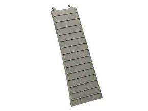 Rebrík pre hlodavce šedý