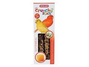 Crunchy Stick Canary Medové 2ks