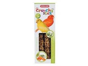 Crunchy Stick Canary Mrkvové 2ks