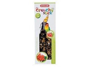 Crunchy Stick Large parakeet Ríbezle / Jarabiny 2ks