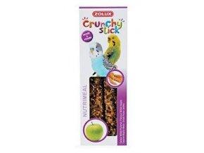 Crunchy Stick Parakeet Proso/Jablko 2ks