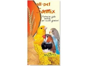 Krmivo SANMIX, vlhké, vaječné 4kg