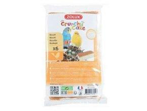 Sušienky pre vtáky CRUNCHY CAKE GROWTH 6ks 75g