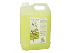 Gottlieb šampón s makadamovým olejom vaječný 5 l