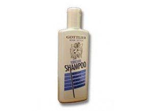 Gottlieb Yorkshire šampón s makadamovým olejom 300ml