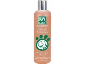 Menforsan šampón ochranný s norkovým olejom 5l