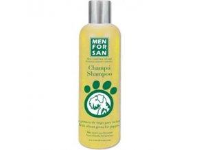 Menforsan šampón pre šteňatá s pšenič. klíčky 300ml