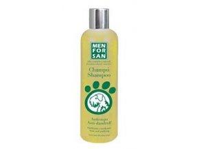 Menforsan šampón proti lupinám pre psov 300ml