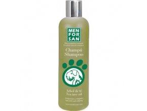Menforsan šampón proti svrbeniu s Tea Tree 300ml