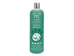 Menforsan šampón prírodný proti hmyzu 1l