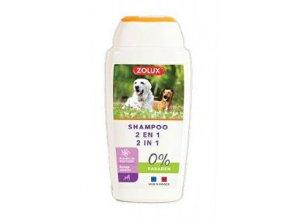 Šampón 2 v 1 pre psov 250ml