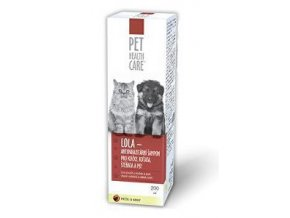 Šampón LOLA antiparazitický pre psov a mačky 200ml