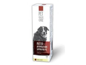 Šampón MATTEO antiparazitický pre psov 200ml