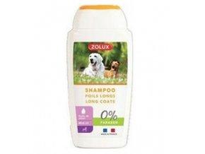Šampón na dlhú srsť pre psov 250ml Zolux