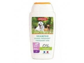 Šampón na časté použitie pre psov 250ml Zolux