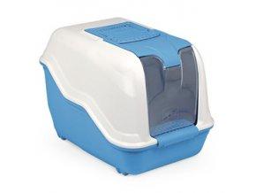 WC mačka netto kryté s filtrom 53x39x40cm