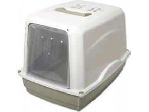 WC pre mačky Vicky kryté s filtrom, 54x39x39cm