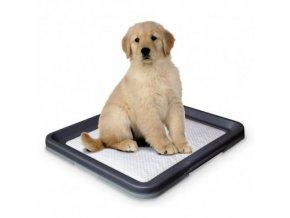 Nobby Doggy Trainer Large toaleta 62,5 x 48 x 3,8 cm