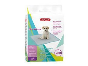Podložka šteňa 60x60cm ultra absorbent bal 30ks