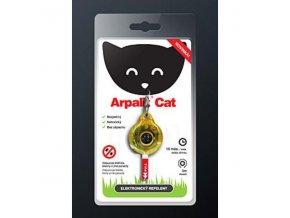Elektr. odpuzovač klíšťat Arpalit Cat pre mačky 1ks